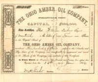 Ohio Amber Oil Company