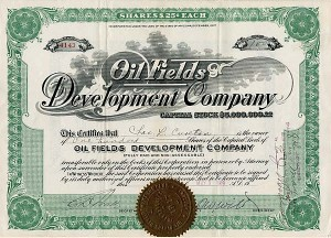 Oil Fields Development Company