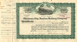 Oklahoma City Junction Railway Company