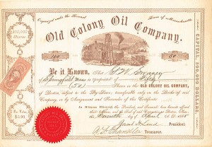 Old Colony Oil Co