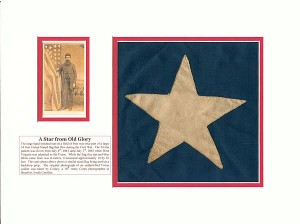 A Star from Old Glory