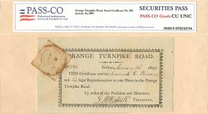 Orange Turnpike Road - SOLD