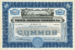 Pacific American Fisheries, Inc.