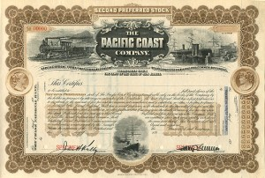 Pacific Coast Company - SOLD