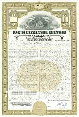 Pacific Gas & Electric Co
