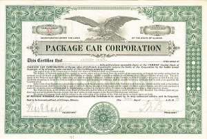 Package Car Corporation