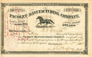 Pacolet Manufacturing Co