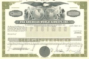Pan American World Airways, Inc.
