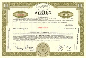 Syntex Corporation