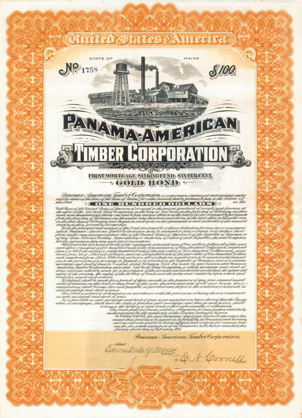 Panama-American Timber Corporation