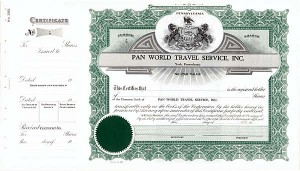 Pan World Travel Service, Inc
