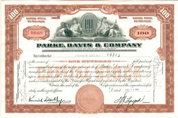 Parke, Davis & Company