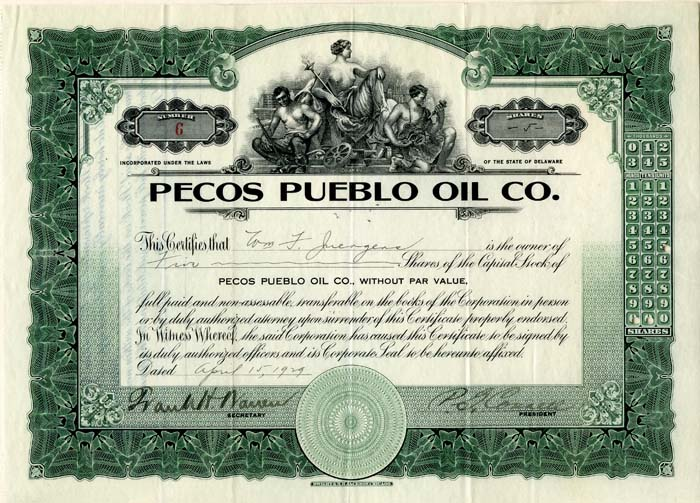 Pecos Pueblo Oil Co.