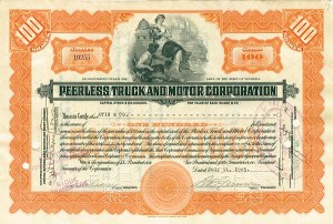 Peerless Truck & Motor Corporation