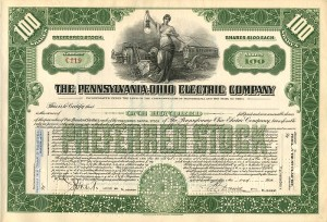 Pennsylvania-Ohio Electric Company - SOLD