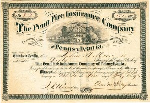 Penn Fire Insurance Company of Pennsylvania