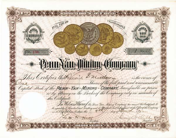 Penn-Yan-Mining-Co