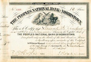 Peoples National Bank of Norristown
