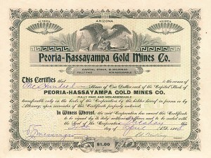 Peoria=hassayampa Gold Mines Co.