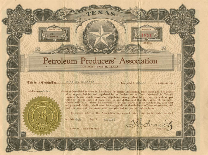 Petroleum Producers' Association