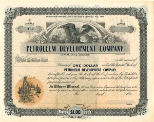 Petroleum Development Company
