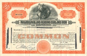 Philadelphia and Reading Coal and Iron Corporation