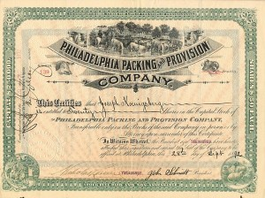 Philadelphia Packing and Provision Company