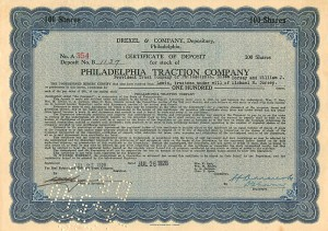 Philadelphia Traction Company