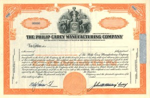 Philip Carey Manufacturing Company
