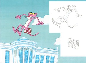 Pink Panther - White House