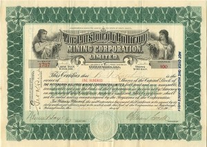 Pittsburgh Bullfrog Mining Corporation, Limited