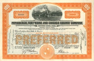 Pittsburgh, Fort Wayne and Chicago Railway Company