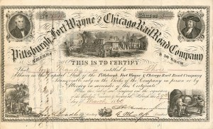 Pittsburgh, Fort Wayne and Chicago Railroad Company