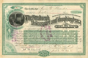 Pittsburgh, McKeesport and Youghiogheny Railroad Company