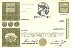 Pizza Hut, Inc.