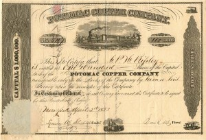 Potomac Copper Company