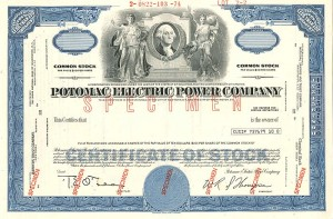 Potomac Electric Power Company