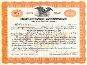 Premier-Pabst Corporation