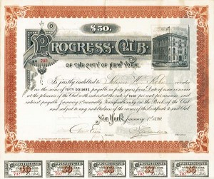 Progress Club of the City of New York