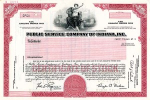 Public Service Company of Indiana, Inc.