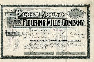 Puget Sound Flouring Mills Company