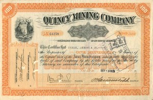 Quincy Mining Company