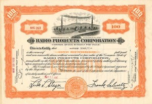 Radio Products Corporation