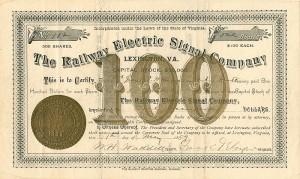 Railway Electric Signal Company