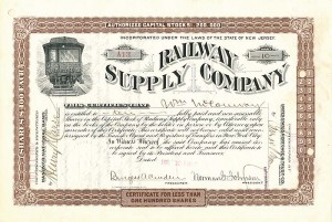Railway Supply Company