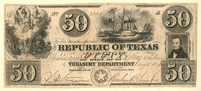 Republic of Texas - SOLD
