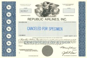 Republic Airlines, Inc.