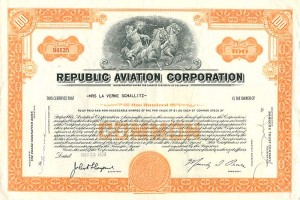 Republic Aviation Corporation - SOLD