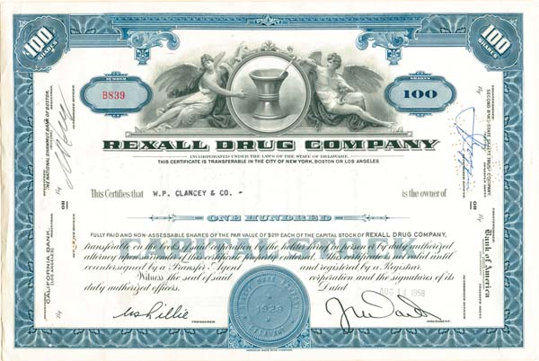 Rexall Drug Company