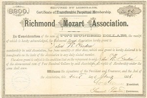 Richmond Mozart Association
